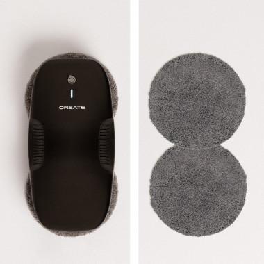 Comprar PACK - WIPEBOT Robot Limpiacristales Automático + 2 Mopas Limpiacristales de microfibra