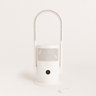 Comprar AIR PURE STUDIO - Purificador ventilador sin aspas con HEPA H13 y WiFi