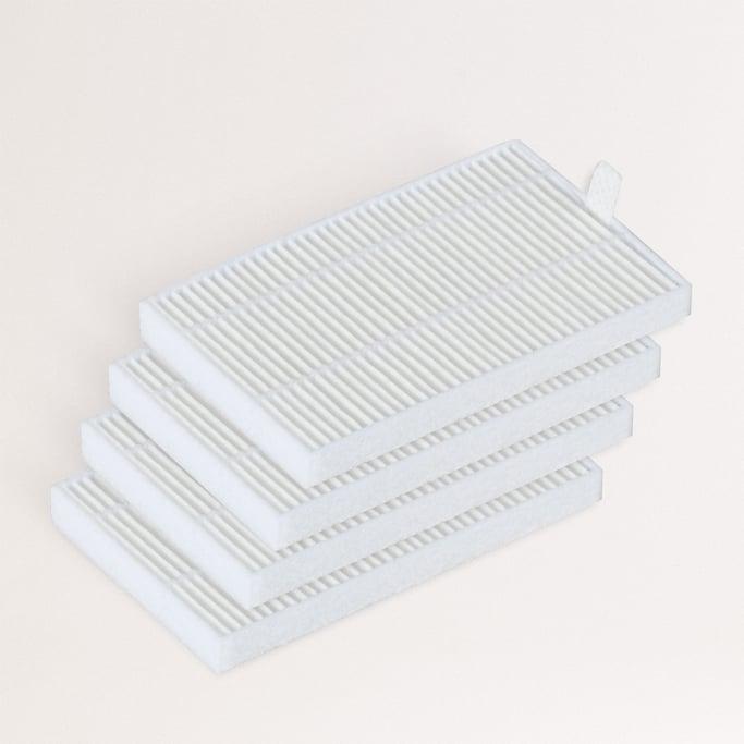 Pack 4 Filtros HEPA para NETBOT S18 , imagen de galería 1000238