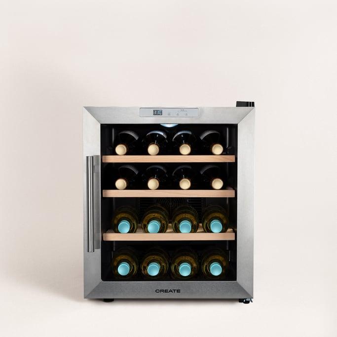 WINECOOLER WOOD L - Vinoteca de 16 botellas, imagen de galería 1