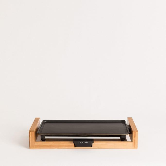 SAIKU GRILL - Plancha Grill eléctrica, imagen de galería 1