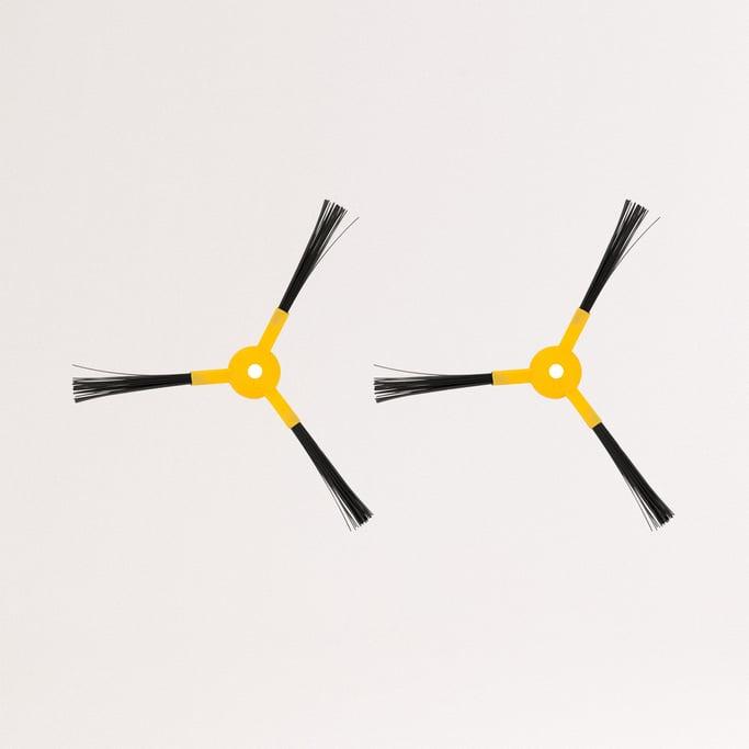 Pack de cepillos NETBOT S12 - Cepillos Laterales x1 Izquierdo x1 Derecho , imagen de galería 935022