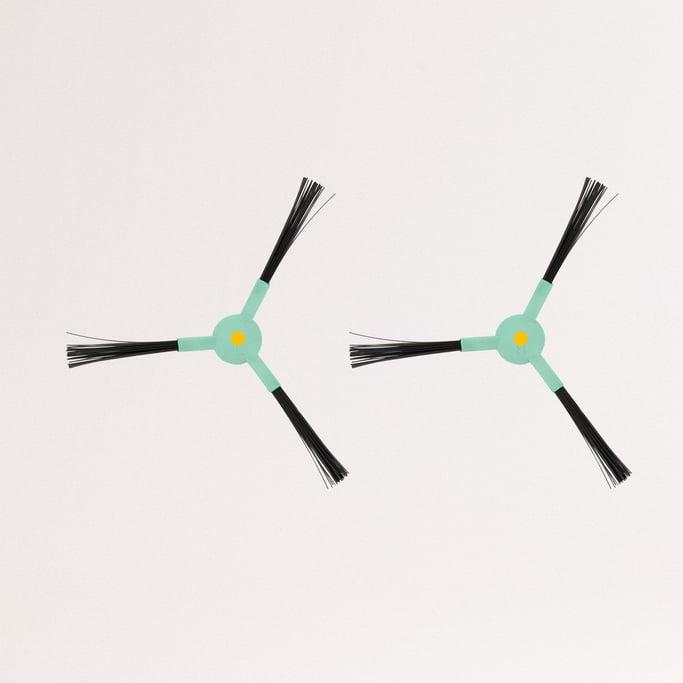 Pack de 2 cepillos NETBOT S14 / S15  - Cepillo Lateral x1 Izquierdo x1 Derecho , imagen de galería 955378