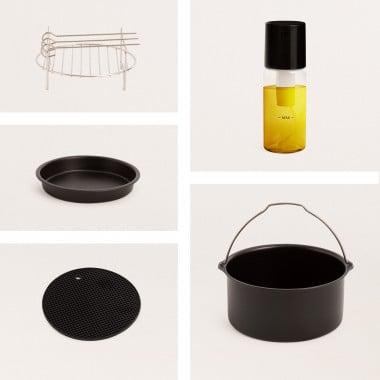 Acquista Pack di accessori da cucina per Friggitrice ad Aria FRYER AIR PRO 3.5L