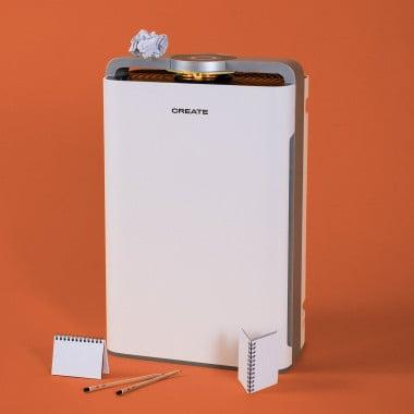 Acquista AIR PURE ADVANCE - Purificatore d'aria ad 8 fasi con Wifi