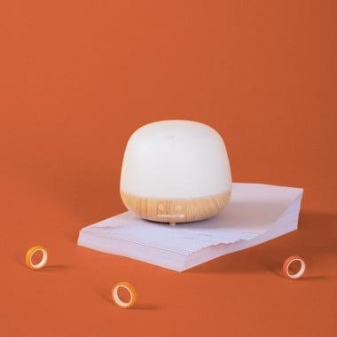 Acquista AROMA STUDIO XL - Diffusore di aromi umidificatore 700ml e lampada con lui a LED