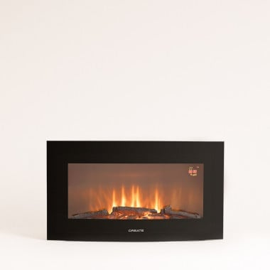 Acquista ELECTRIC FIRE M - Caminetto elettrico con schermo curvo di 28''