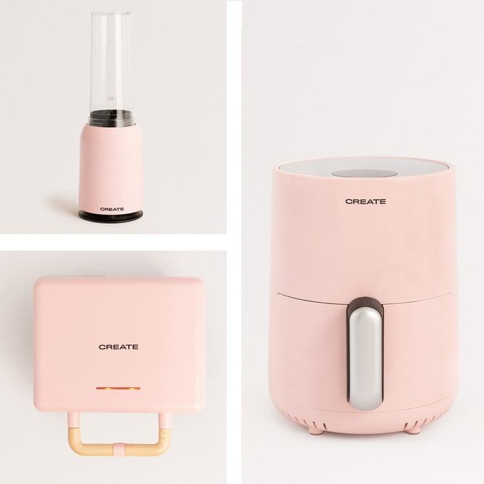 PACK - MOI SLIM Personal Blender + FRYER AIR Air Fryer + STONE 3 IN 1 Waffle Maker, Sandwich Maker and Grill, imagen de galería 1066504
