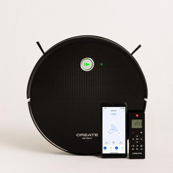 NETBOT S15 2.0 - Smart Vacuum Cleaning Robot NEW APP - 1500 Pa, imagen de galería 968585