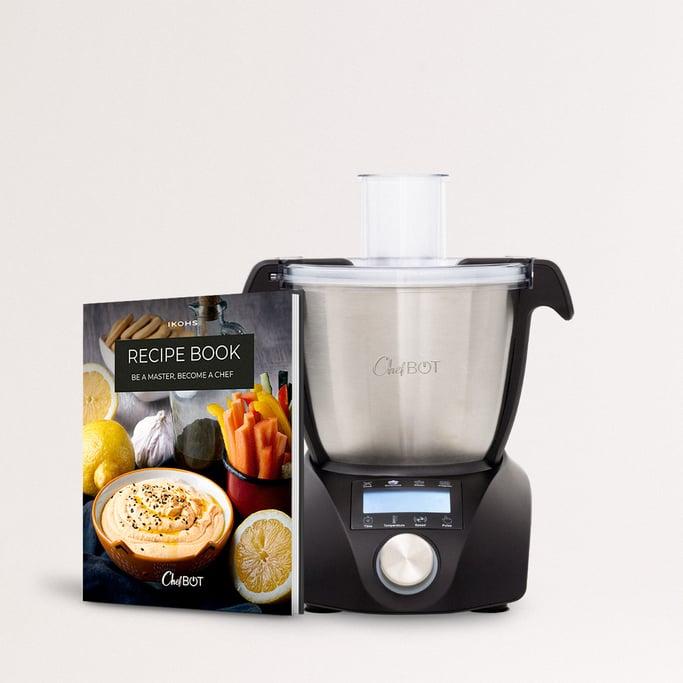 CHEFBOT COMPACT + Recipe Book - Intelligent Kitchen Robot & Bread Maker, imagen de galería 1