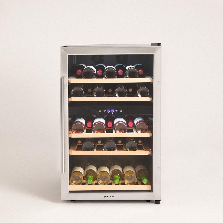 WINECOOLER XL - Refrigerated wine cooler for 46 bottles, imagen de galería 1