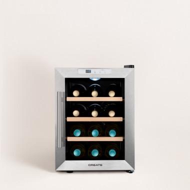 Buy WINECOOLER WOOD M - Wine cooler for 12 bottles