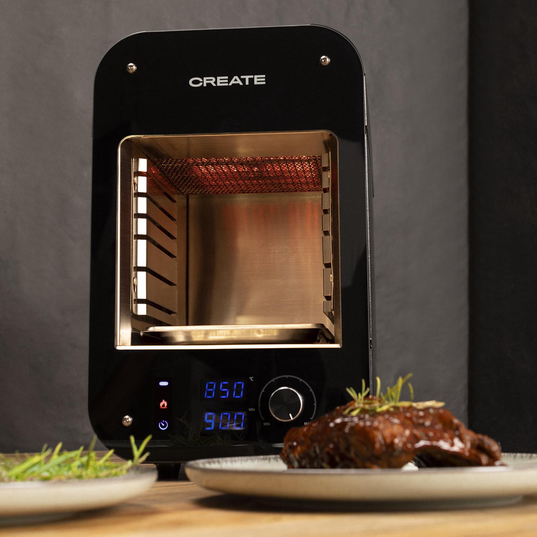 BBQ GRILL IN&OUT - Barbacoa Grill Eléctrica, imagen de galería 1