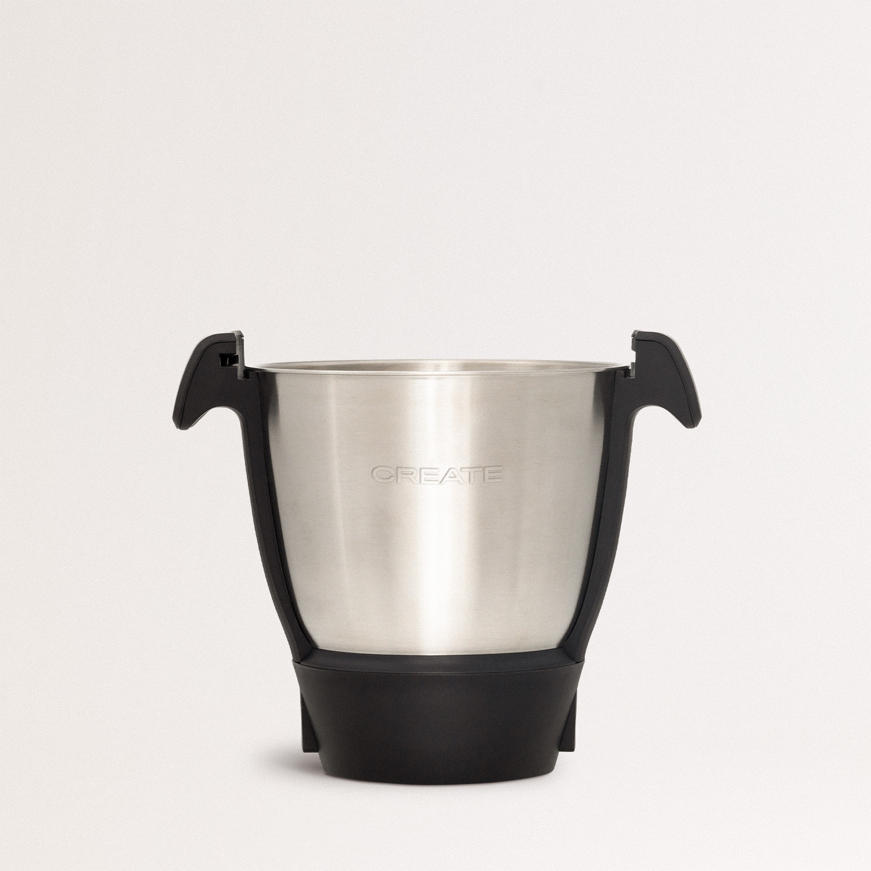 STAINLESS STEEL BOWL for CHEFBOT Kitchen Robot, imagen de galería 930915